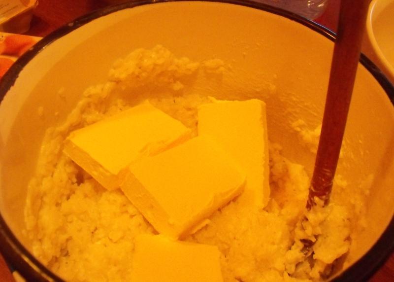 Ráma kocka a rizsen