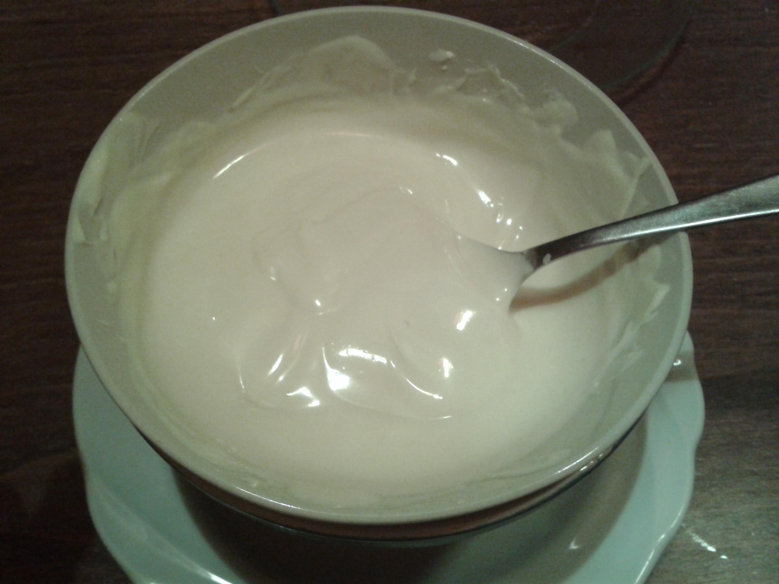 Olvadt fehércsoki