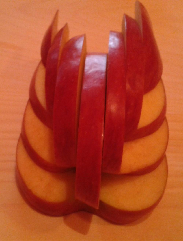 Az almahattyú teste