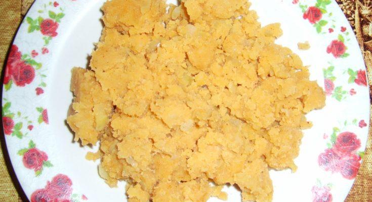 Egy tál krumpliderc