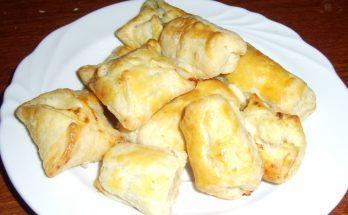 Sajtos-sonkás pogácsa