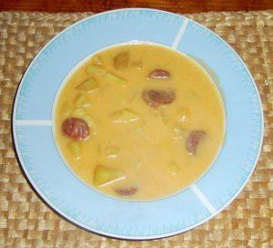 Egy tál krumplifőzelék