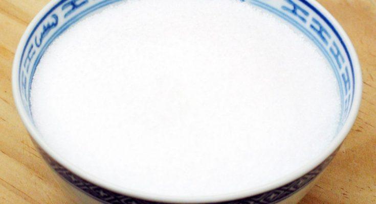 Fehér cukor