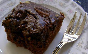 Egy szelet 1-2 csokis sütemény