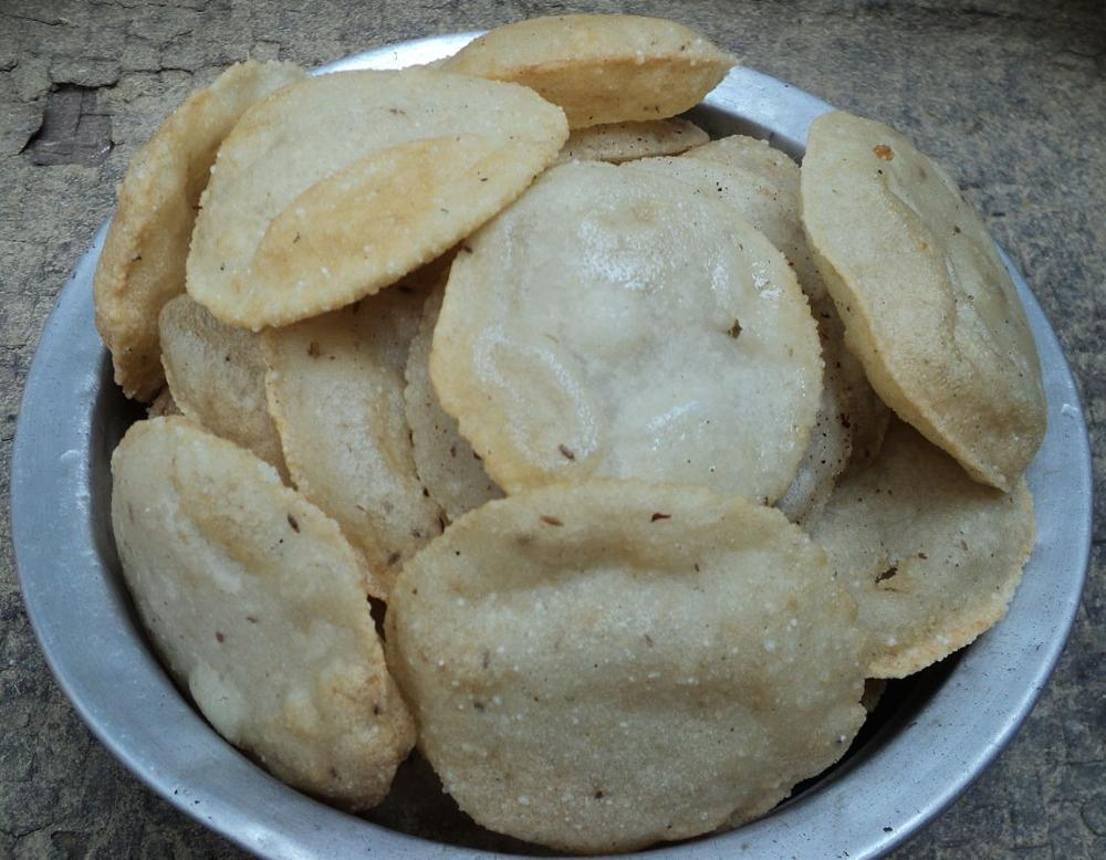 Appam, erjesztett indiai rizssüti