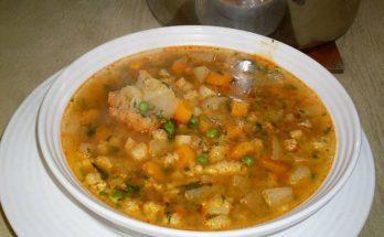 Egy tányér Petőfi leves
